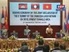 2014-11-26 : TVK PM Hun Sen - 8th CLV Summit in Laos